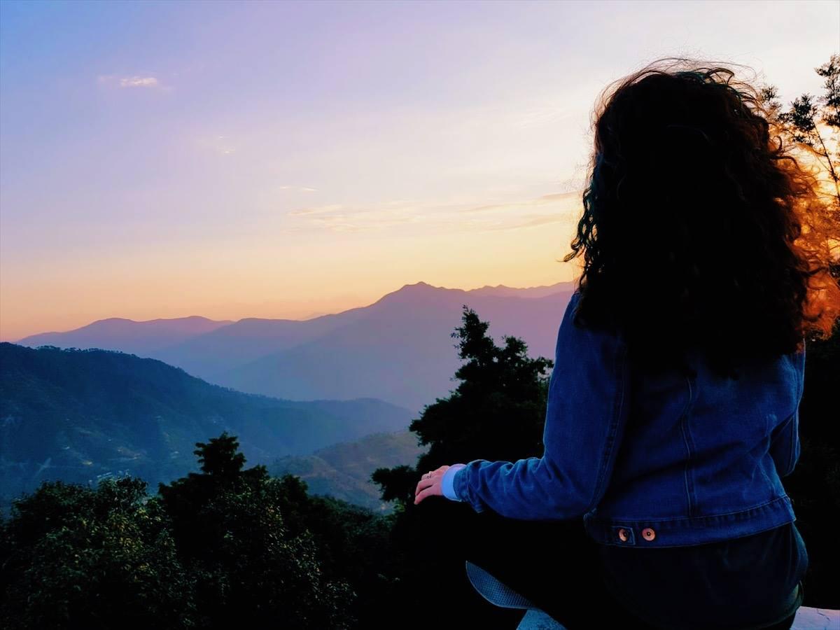 jaida-meditating